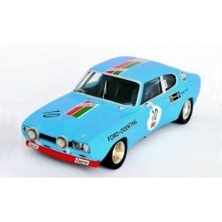 TROFEU RRDE34 Ford Capri MKI RS 2600 n°10 24h Nürburgring 1972