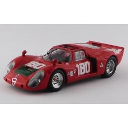 BEST BEST9814 Alfa Romeo 33.2 Targa Florio 1969