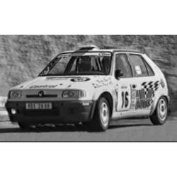 IXO RAC371A Skoda Felicia Kit Car n°16 Triner Tour de Corse 1995