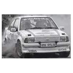 IXO RAC378LQ Ford Escort MKIII RS 1600i n°23 Blume Rallye Vorderpfalz 1983