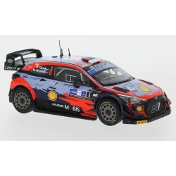 IXO RAM798LQ Hyundai i20 Coupe WRC n°8 Tänak Finlande 2021