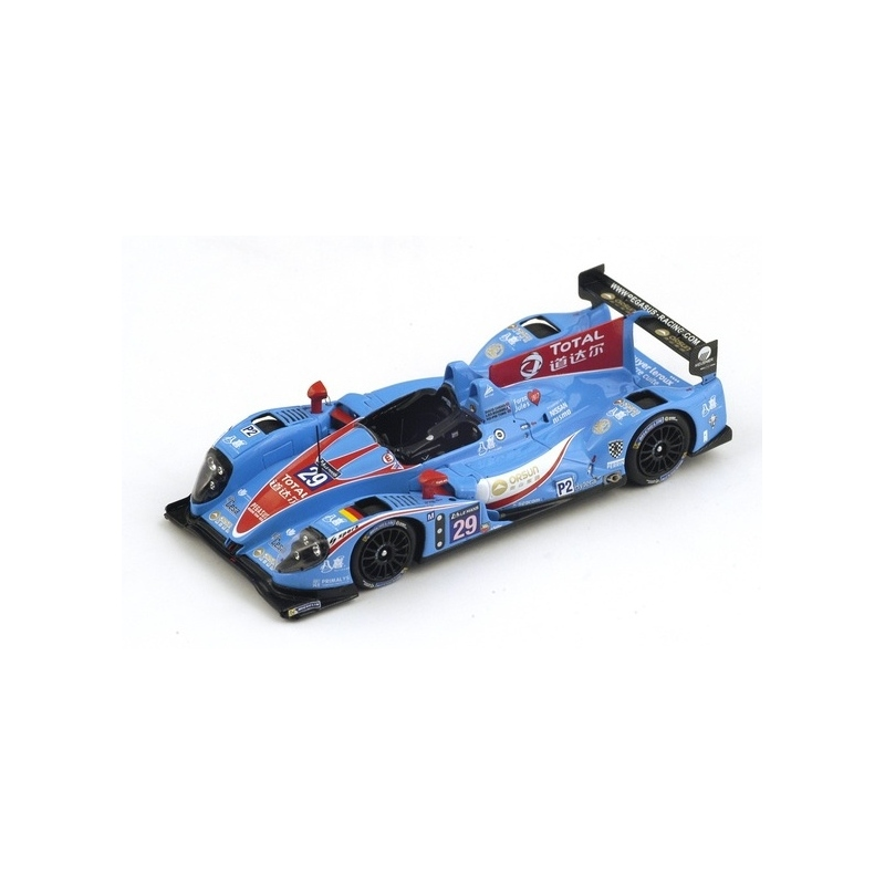 SPARK Morgan Nissan n°29 Le Mans 2015
