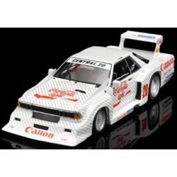 TRUESCALE TSM104315 Nissan Bluebird Gr.5 Coca-Cola Light n°2 Silhouette 1982