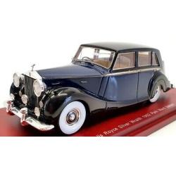 TRUESCALE TSM104322 Rolls Royce Silver Wrath Park Ward Saloon 1952