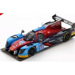 SPARK Ligier JS P217 - Gibson n°33 Le Mans 2017