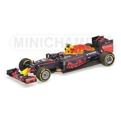 MINICHAMPS 417160026 Red Bull RB12 Kvyat 2016