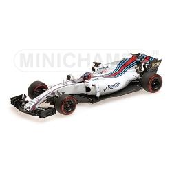 MINICHAMPS 417170041 Williams FW40 Paffett Test Bahrain 2017