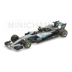 MINICHAMPS 417170277 Mercedes W08 Bottas Shanghai 2017