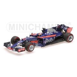 MINICHAMPS 417171410 Toro Rosso STR12 Gasly Suzuka 2017