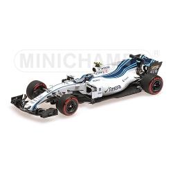 MINICHAMPS 417172018 Williams FW40 Stroll Abu Dhabi 2017
