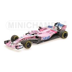 MINICHAMPS 417180011 Force India VJM11 Perez 2018