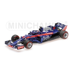 MINICHAMPS 417180028 Toro Rosso STR13 Hartley 2018