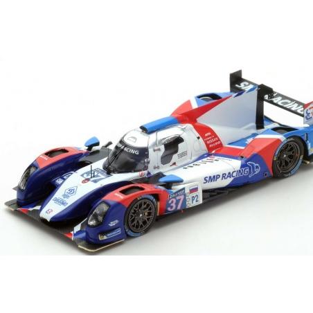 SPARK BR01 - NISSAN n°37 Le Mans 2015