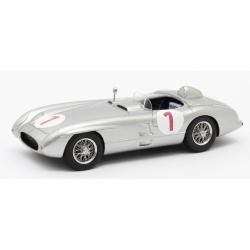 MATRIX MXR41302-013 Mercedes-Benz 300SLR n°1 Fangio Winner Grand Prix Sweden 1955