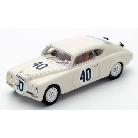 SPARK Lancia Aurelia B20 n°40 Le Mans 1952