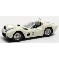 MATRIX MXR41311-021 Maserati Tipo 61 Birdcage Vainqueur 1000 km Nurburgring 1960