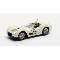 MATRIX MXR41311-023 Maserati Tipo 61 Birdcage 12H Sebring 1960