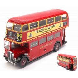 IXO BUS026LQ AEC Regent III RT London Transport 1939