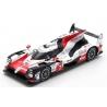 SPARK Toyota TS050 n°7 Le Mans 2018
