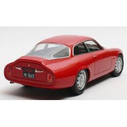 LOOKSMART 1/18 Ferrari 87/88 Berger Monza 1988 (%)