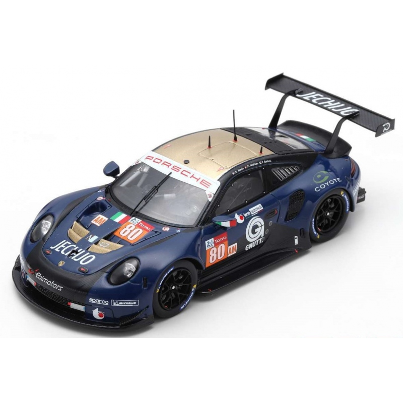SPARK Porsche 911 RSR n°80 Le Mans 2018