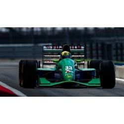 MINICHAMPS 510219133 Jordan 191 Mick Schumacher Spa 2021