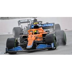 MINICHAMPS 537215904 McLaren MCL35M Norris Russia 2021