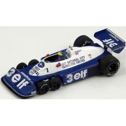 SPARK 18S472 Tyrrell P34 n°3 Peterson Interlagos 1977
