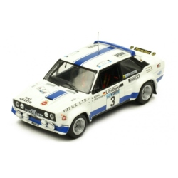 IXO RAC259 FIAT 131 Abarth n°3 Rohrl RAC Rally 1979