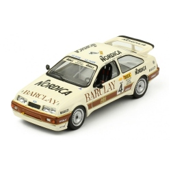 IXO GTM136 Ford Sierra RS Cosworth n°4 24h Spa 1987