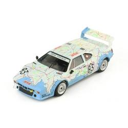 IXO LMC159 BMW M1 n°83 24h Le Mans 1980
