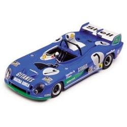 IXO LM1974 Matra MS670B n°7 Winner 24H Le Mans 1974