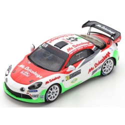 SPARK S6579 Alpine A110 n°45 Baffoun Monte Carlo 2021