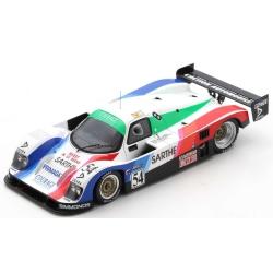 SPARK S3543 Cougar C28LM n°54 24H Le Mans 1992