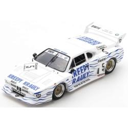 SPARK S6419 BMW M1 Gr.5 n°81 9H Kyalami 1982