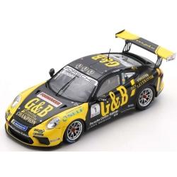 SPARK S8498 Porsche 911 GT3 Cup n°1 Sundahl Carrera Cup Scandinavia Champion 2020