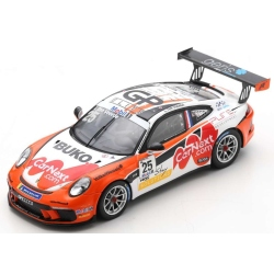 SPARK S8506 Porsche 911 GT3 Cup n°25 ten Voorde Supercup Champion 2020
