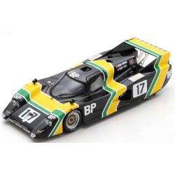 SPARK S8606 Lola T600 n°17 24H Le Mans 1981