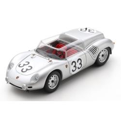 SPARK S9728 Porsche RS 60 n°33 24H Le Mans 1960