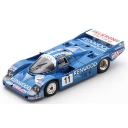 SPARK S9858 Porsche 956 n°11 24H Le Mans 1984
