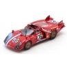 SPARK Alfa Romeo T33/2 n°36 Le Mans 1969