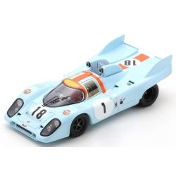 SPARK S9985 Porsche 917K n°18 Jackie Oliver Le Mans Test 1971