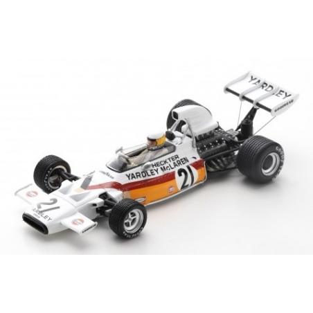 SPARK McLaren M19A n°21 Scheckter Watkins Glen 1972 (%)