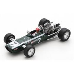 SPARK S6982 Cooper T86B n°7 Bianchi Monaco 1968