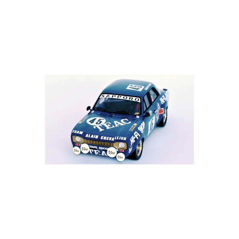 NEO Ford Fiesta 1600 n°15 Clark Monte Carlo 1979 (%)