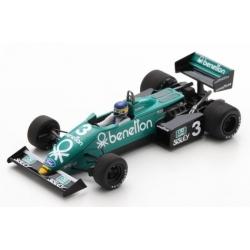 SPARK Tyrrell 011 n°4...