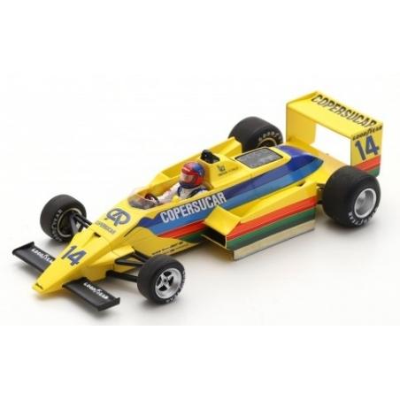 SPARK S3936 Copersucar F6 n°14 Fittipaldi Kyalami 1979