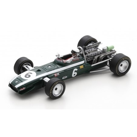 SPARK S6980 Cooper T86B n°6 Redman Race of Champions 1968