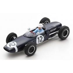 SPARK S7451 Lotus 18-21 n°12 Trintignant Winner GP Pau 1962
