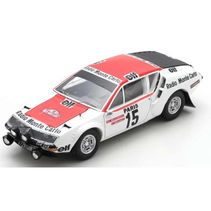 SPARK Porsche 911 RSR n°92 Le Mans 2018 (%)
